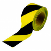 Yellow & Black Barrier Tape